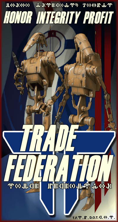 SWC Trade Federation Join Advert